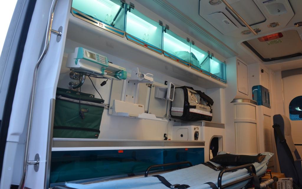 Szpital Mrągowski ma nową karetkę