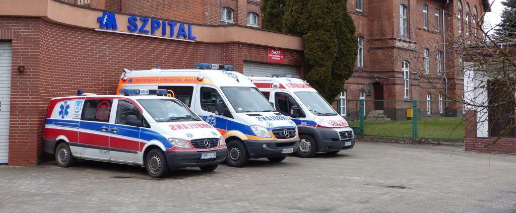Dotacja Wojewody Warmińsko-Mazurskiego dla Szpitala Mrągowskiego na nowy sprzęt ratujący życie